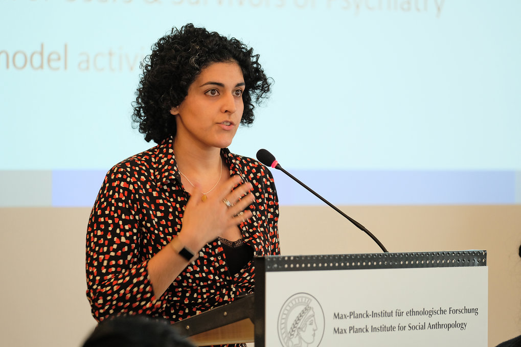 Nicolette Busuttil (Queen Mary University of London)